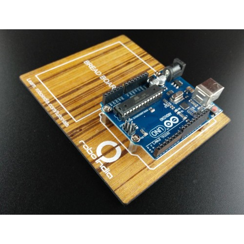 Arduino uno r compatible breadboard kit with