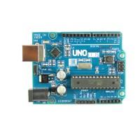 Arduino UNO compatible Board ( Programmed as Arduino UNO)