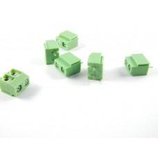 Terminal Block Connector - 2pin (5 Pcs)