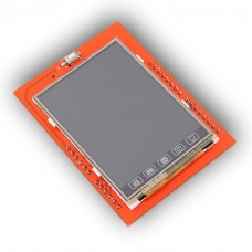 2.4 inch TFT touch screen LCD Arduino Shield