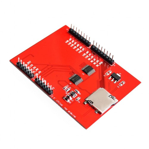 Inch tft touch screen lcd arduino shield