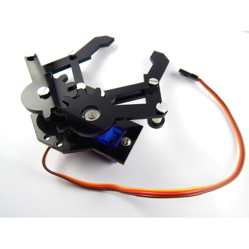 Robotic Gripper for Robotic Arm with Mini Servo (9g)