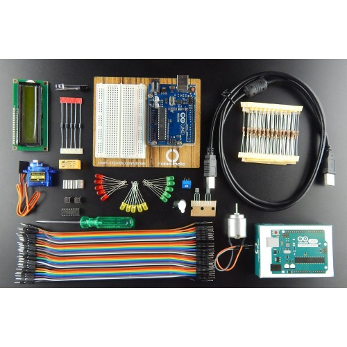 The arduino starter kit low cost