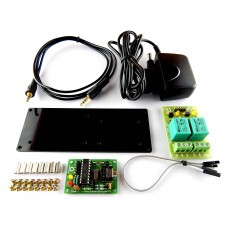 Simple DTMF home & industry automation kit (2 devices automation)