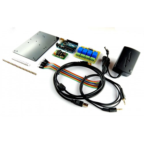 Arduino based DTMF home & industry automation kit