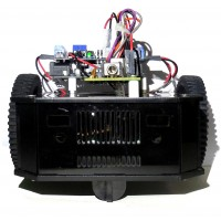 Arduino Based Wireless DTMF Robot Kit with Original Arduino UNO.