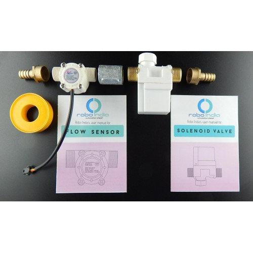 Automatic water dispenser kit / water ATM Kit for Arduino