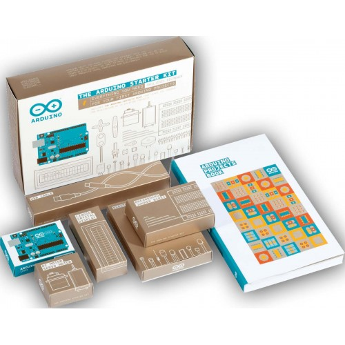The arduino starter kit official from with