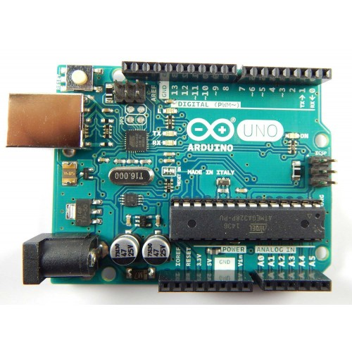 Arduino based line follower kit with original uno