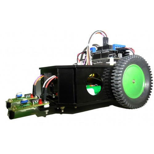 Arduino based line follwer kit with uno robo