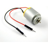 Hobby DC Motor with user manual