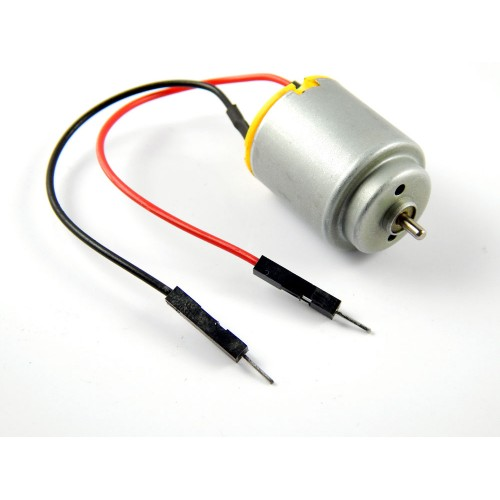 Hobby dc motor with user manual for Etek r brushed dc electric motor