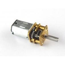 Micro Geared DC Motor - 100 RPM
