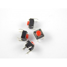 Tactile Switch micro - Push to ON button