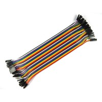 Jumper Wire Female to Female ( 40 Pcs )