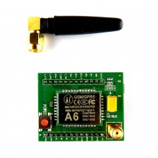 A6 GSM GPRS module for Arduino, Raspberry Pi and other MCU