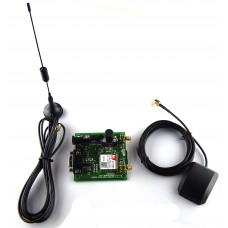 SIM 808 GSM + GPRS + GPS Modem