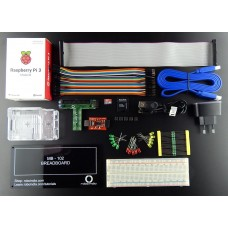 Raspberry Pi 3 learnign and development Kit