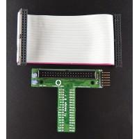 Raspberry Pi Wedge B+ with 40 Pin GPIO Ribbon