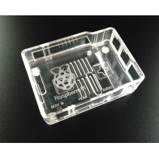 Raspberry Pi Clear Case for Raspberry Pi 2 and Raspberry Pi 3