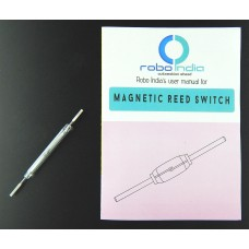 52 mm Magnetic Reed Switch (Magnetic Reed Sensor) with user manual
