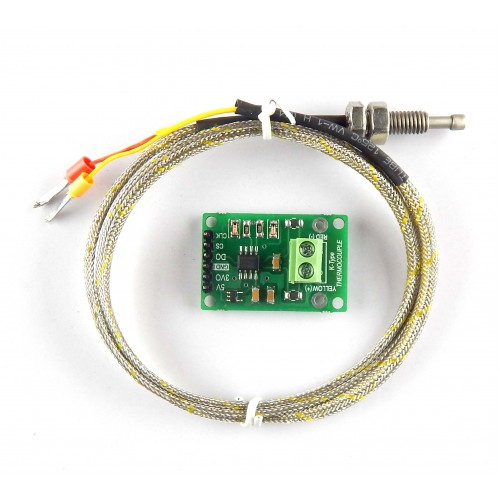 K-Type Thermocouple Temperature Controller Sensor Probe 1M