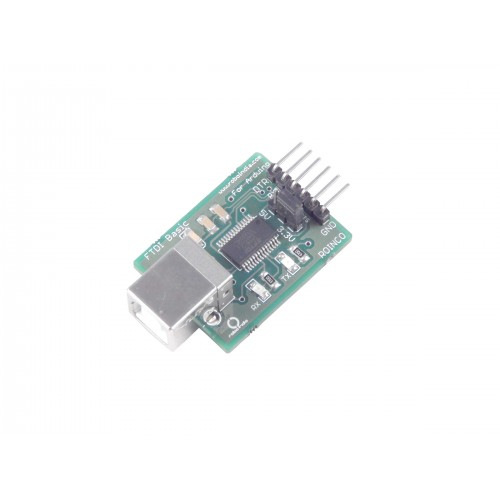 5V FTDI FT232 RL Basic Breakout Board USB- Serial (UART