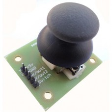 Analog 2-axis Joystick with Select Button + Breakout Board