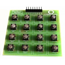 4 x 4 Matrix Keypad