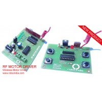 RF MOTOR DRIVER-Wireless