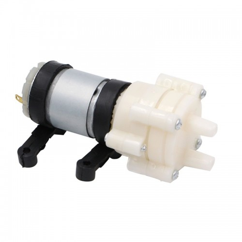 R385 DC water Pump 12 V for Arduino ESP8266 Raspberry Pi with 1