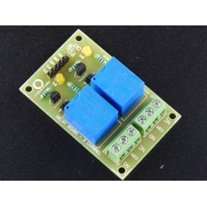12V 2 Channel relay board
