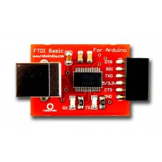3.3V FTDI FT232 Basic Breakout Board USB- Serial (UART) with L-type female header