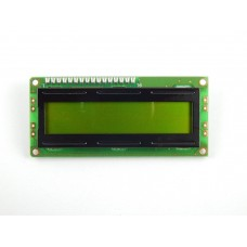 LCD 16X2 with female header pin (without backlight)