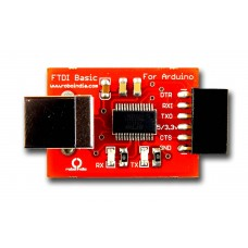 5V FTDI FT232 Basic Breakout Board USB- Serial (UART) with L-type female header