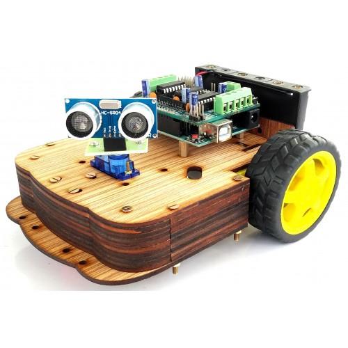 The arduino robotic kit