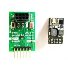 ESP8266 ESP-01 Breakout Board with ESP01 wifi module