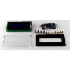 I2C LCD Backpack for Arduino/ESP8266