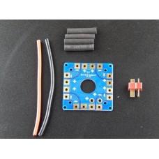 Power Supply Breakout Board for Qaudrotor, Hexarotor and Octarotor