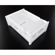 Raspberry Pi Case for Raspberry Pi 2 and Raspberry Pi 3 (White)