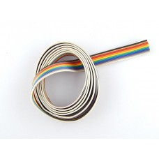 Multi Colored Multi Strand Wire Ribbon Cable 4 Metre