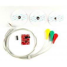 ECG Sensor - Single Lead Heart Rate Monitor - AD8232